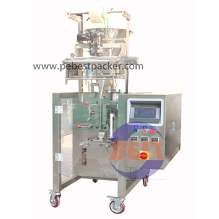 Mini Gains rice Peanuts Sugar coffee beans Packaging Machine