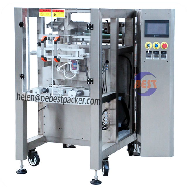 V800.1 Auto Sliced Fruit Salad Vegetable Packing Machine Apple Wedges Packing Machine Made In China