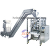 Lower System Pallet Fertilizer Semi-Automatic Packing Line With Conveyor For Lower Ceiling