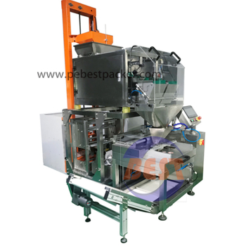 Fully Automatic Screws Bagging machine with PE film Packing